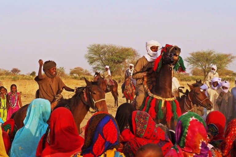 Pueblos y culturas de Chad