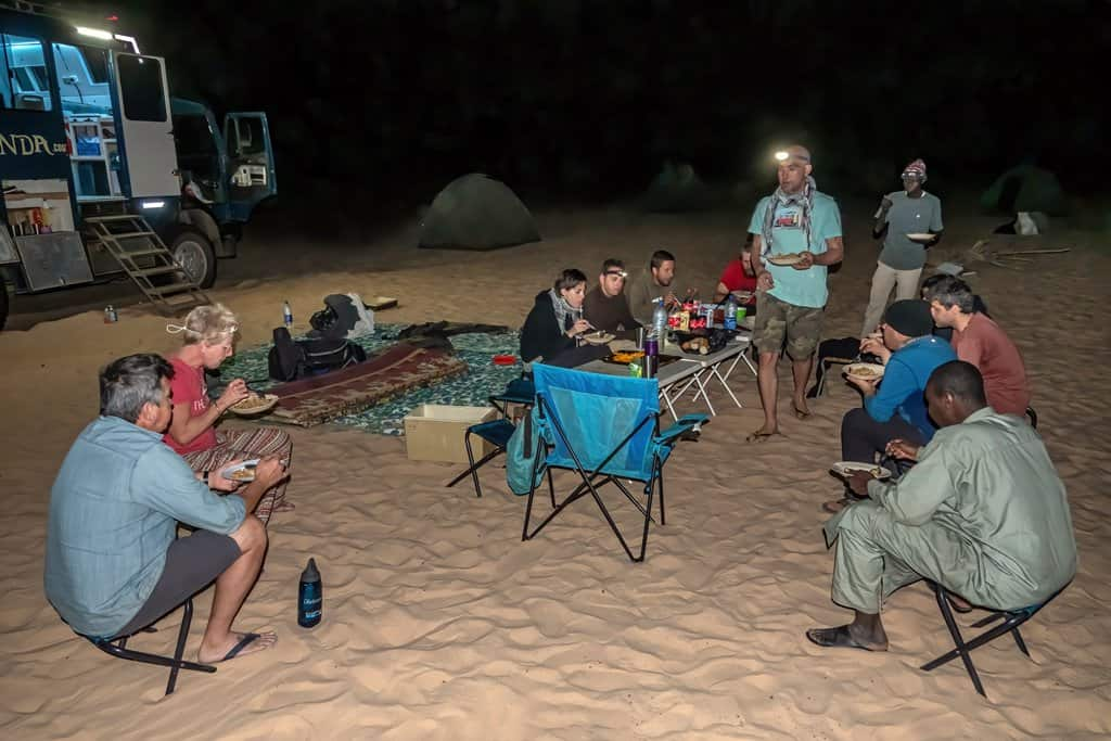 Overland tours in Africa
