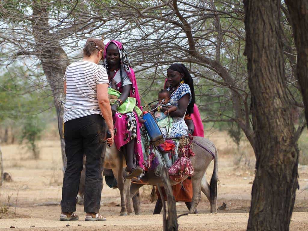 Viajes a Chad