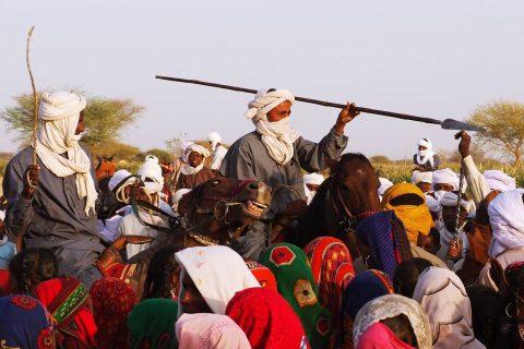 Festival de las Culturas Nomadas de Chad