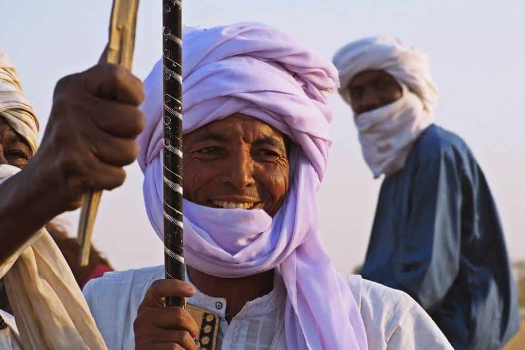 Arabes de Chad