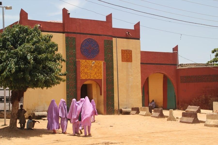 Viajes a Nigeria