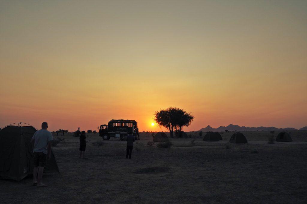 Viajes en Africa central