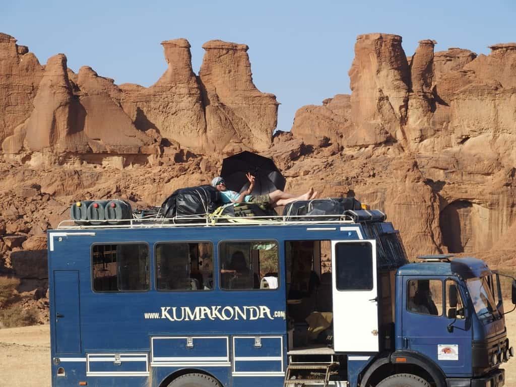 Viajes en Chad