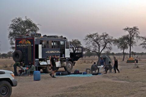 Viajes en camion por Africa