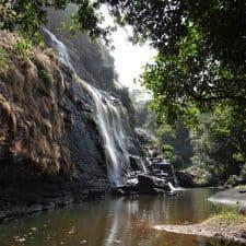 Waterfall Fouta Djalon