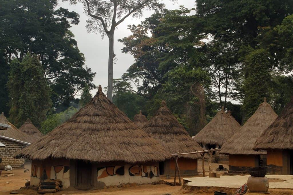 África Occidental, África auténtica