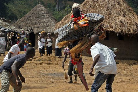 Costa de Marfil en Semana Santa
