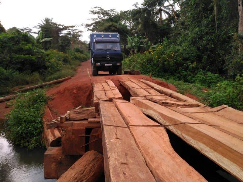 Viajar por África occidental